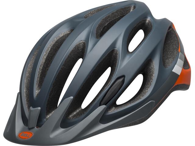 Bell Traverse MIPS Helmet matte slate/dark gray/orange